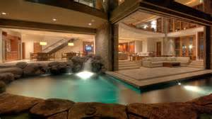 luxury house plans with indoor pool luxury homes with indoor pools pool design ideas