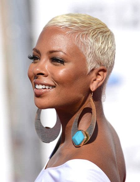 short platium afro top 25 short blonde hairstyles we love