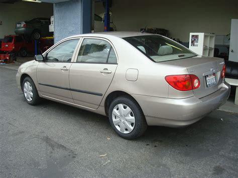 2003 Toyota Corolla Ce 2003 Toyota Corolla Ce Gold T Tak Auto Service