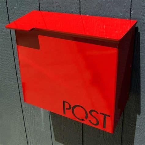 cassette della posta originali idee originali per personalizzare la cassetta della posta