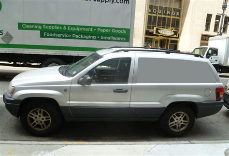 2004 Jeep Grand Wj 2004 Jeep Grand Wj Panel Delivery By