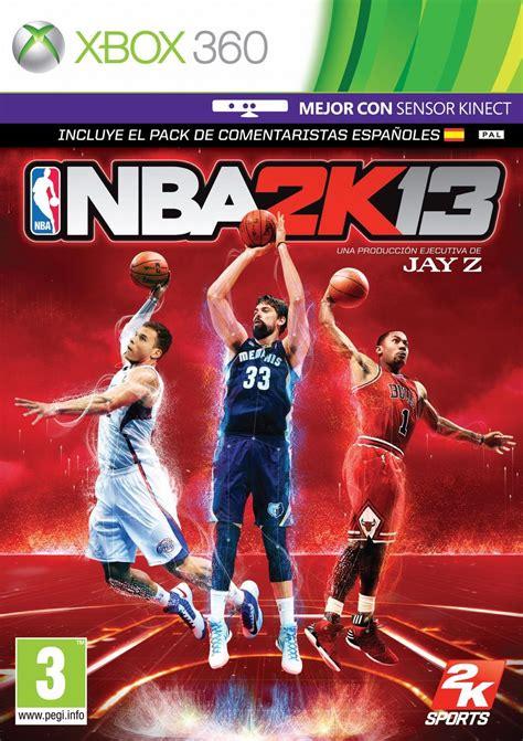 Nba 2k13 Xbox 360 by Nba 2k13 Xbox 360 Juegosadn