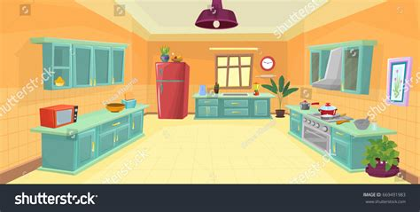 kitchen cartoon kitchen cartoon picture the best cart