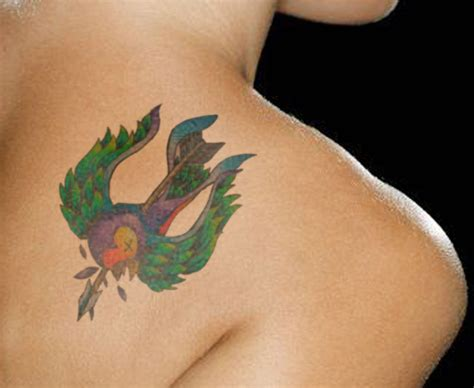 only swallow tattoo swallow bird tattoo symbolism