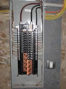 novatek electric electrical panel install upgrades