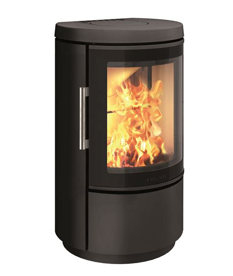 Stove Door Glass Hwam 2620 Wood Stove With A Energy Rating Stoves More