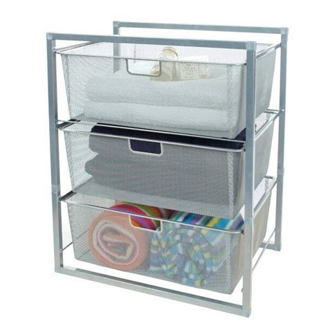 wire storage drawer units home living gt furniture