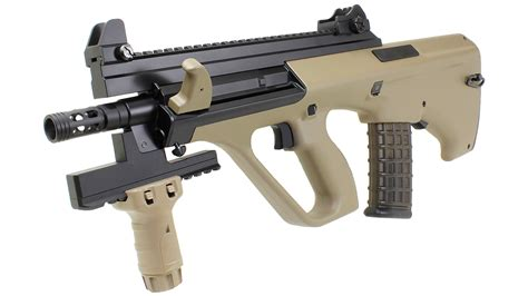 Marui 330rds Magazine For Aug Aug Hc tokyo marui steyr aug high cycle aeg rifle mpn aug 262 50 icefoxes products