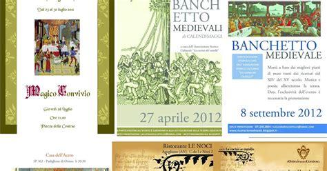 banchetti medievali il ricettario medievale banchetti medievali 2011 2014