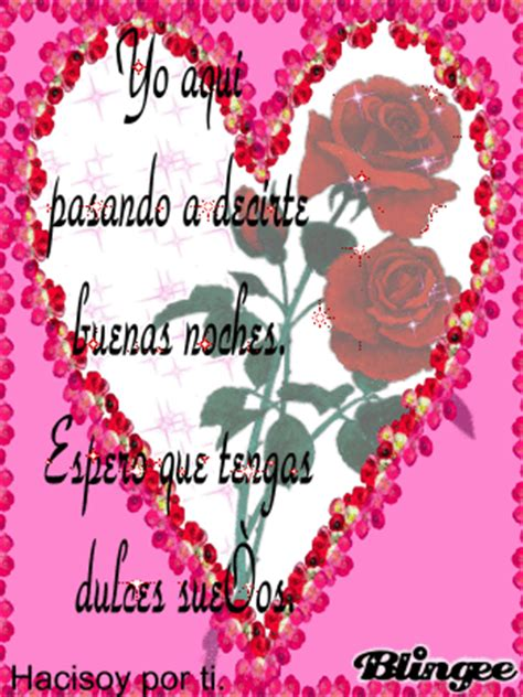 imagenes buenas noches corazon corazon picture 82963180 blingee com