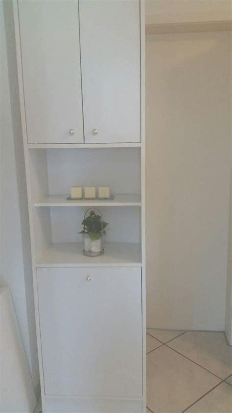 Schrank Mit Wäschekorb badezimmer 187 badezimmerschrank mit waschekorb