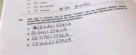 test invalsi test invalsi 2016 da bari a roma i presidi puniscono chi