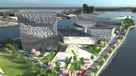 Cornell Tech Nyc Mba by Cornell Nyc Tech Cus Coming In 2017