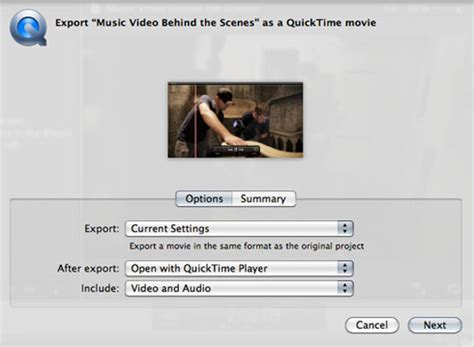 final cut pro how to export how to export a high resolution movie out of final cut pro