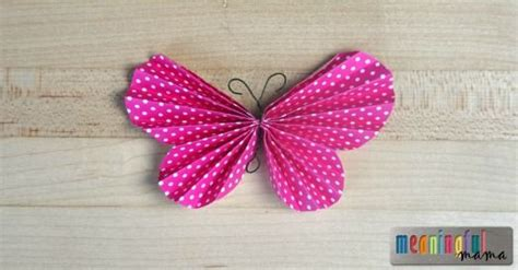 Folded Paper Butterfly Template - 17 best images about butterflies on butterfly