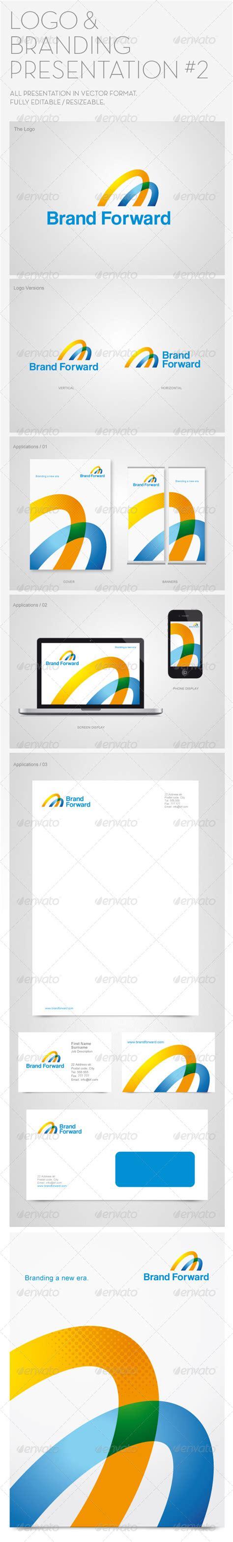 Logo Templates Logo Branding Presentation 2 Graphicriver Logo Presentation Template