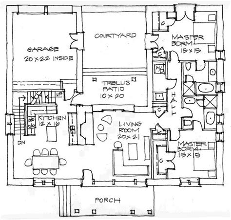 adobe house plans 13 best images about floor plans on see more