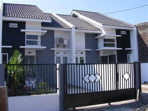 gambar desain pagar rumah modern minimalis terbaru terbaru