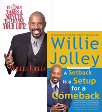 transformation through chaos a setback a comeback books books and ebooks dr willie jolley official website of