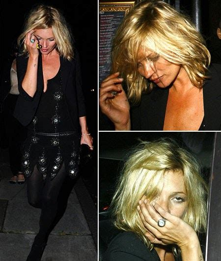 Kate Moss Iman Macpherson Valentino At The 7th On Sale Gala by Kate Moss New Hairstyle Hairstyles 2012