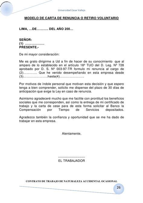 ley del programa de preretiro voluntario ley 211 2015 carta pre retiro 2016 newhairstylesformen2014 com