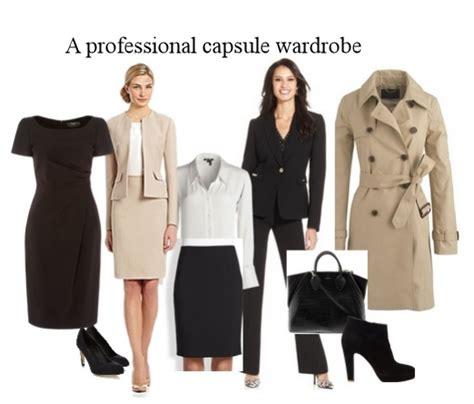 Professional Capsule Wardrobe by Professional Summer Wardrobe Capsule