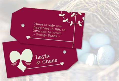 quotes to put on bridal shower favors wedding favor quotes quotesgram