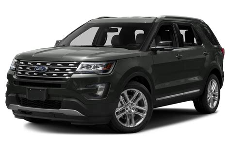 suv ford explorer new 2016 ford explorer price photos reviews safety