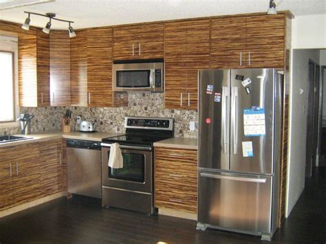 decals for kitchen cabinets decor bamboo kitchen cabinets best home decor ideas