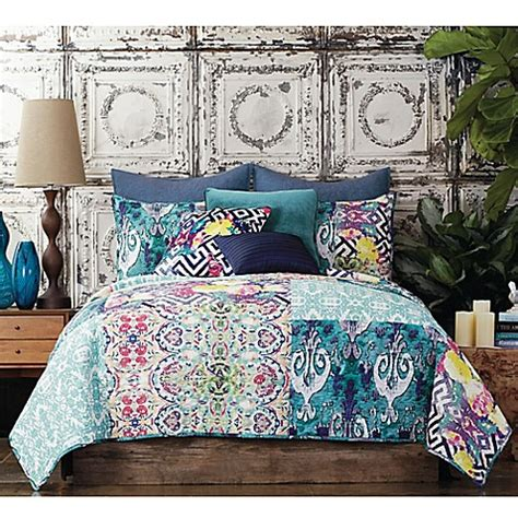 tracy porter bedding buy tracy porter 174 poetic wanderlust 174 florabella twin quilt from bed bath beyond