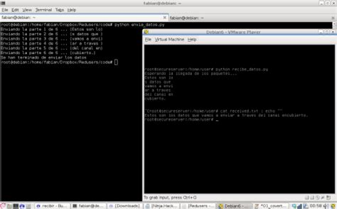 escuela de hacking covert channels escuela de hacking covert channels sobre icmp con python