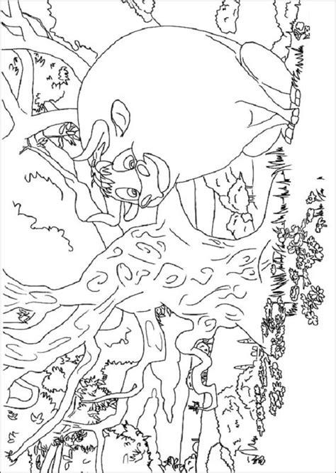 dibujos para colorear Ferdinand - Dibujosparacolorear.eu