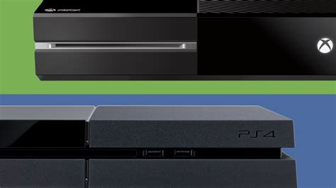 Playstation 4 Vs Xbox One Feature Showdown Gizmodo Australia
