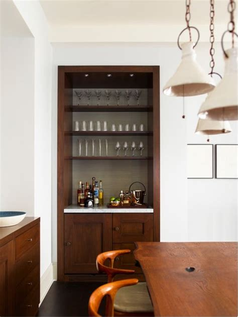small home bar houzz