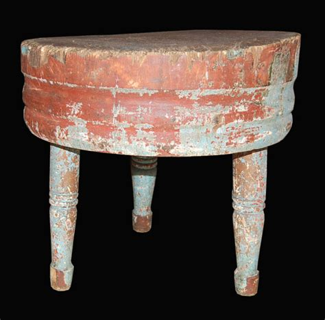 used butcher block for sale early american butcher s block for sale antiques
