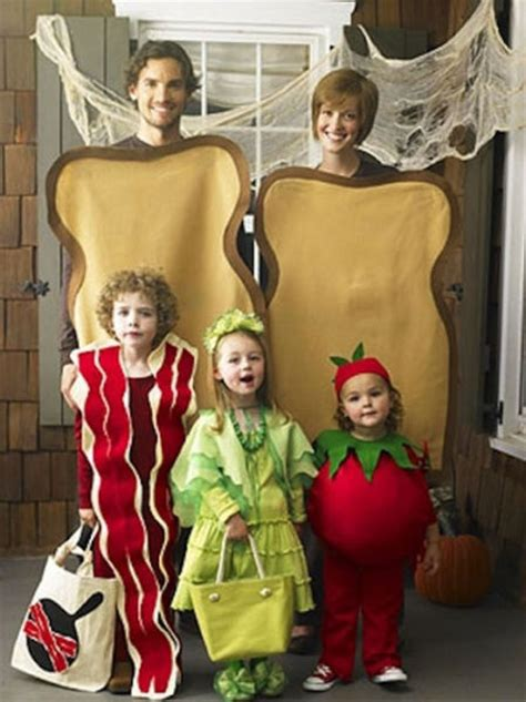 halloween themes for families halloween costumes for families