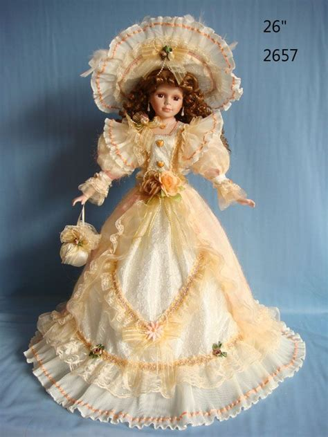 porcelain doll umbrella 122 best umbrella dolls images on