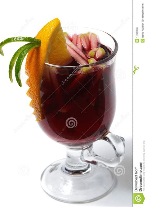 4 Best Drinks For Winter Time by Winter Cocktail Warm Martini Stock Photo Image 11223040