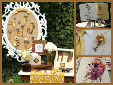 love key themes key wedding theme love lock and keys wedding ideas