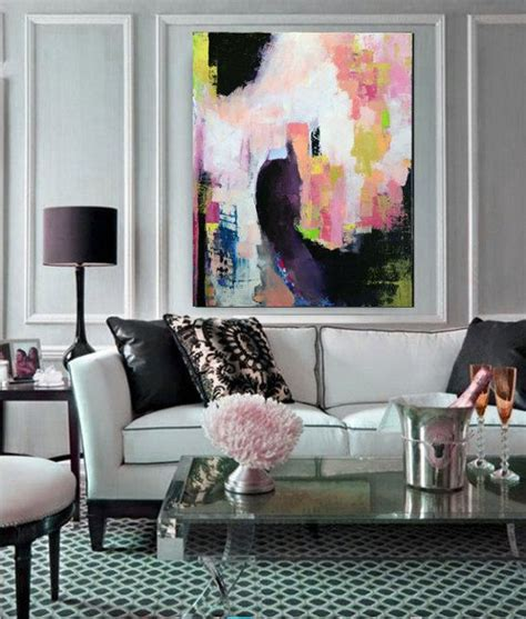 Living Room Abstract by 25 Best Ideas About Modern Paintings On