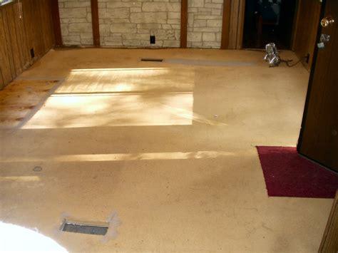 Linoleum Flooring In Living Room by The Living Room