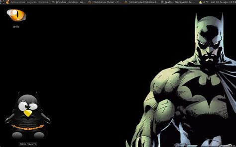 batman wallpaper for ubuntu el tema de la semana 5 geeks linux atelier