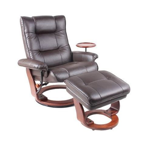 benchmaster swivel recliner chair ottoman set benchmaster swivel recliner chair ottoman set leather