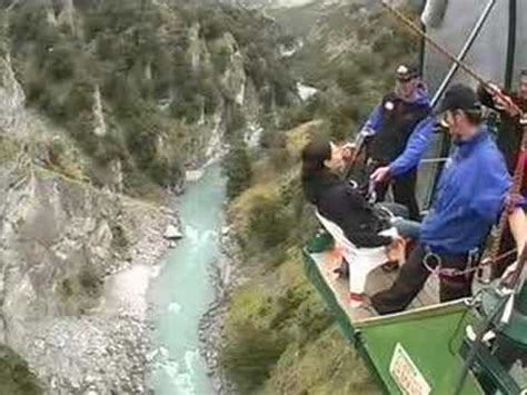 Bungee Jumping Chair - the chair of