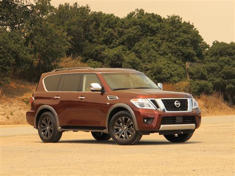 nissan armada reviews 2017 nissan armada review ratings specs prices and