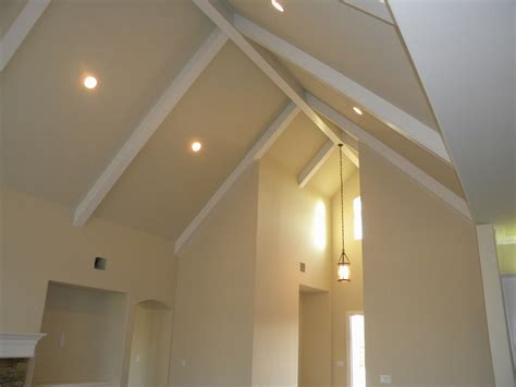 vaulted ceiling beams david carpentry image portfolio coffered ceilings faux beams