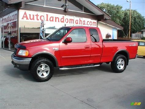 2002 ford f150 motor 2002 bright ford f150 fx4 supercab 4x4 32025414