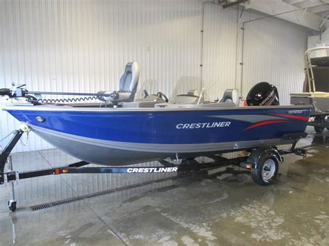 used crestliner boats for sale in michigan crestliner 1650 fish hawk dc 2014 new boat for sale in