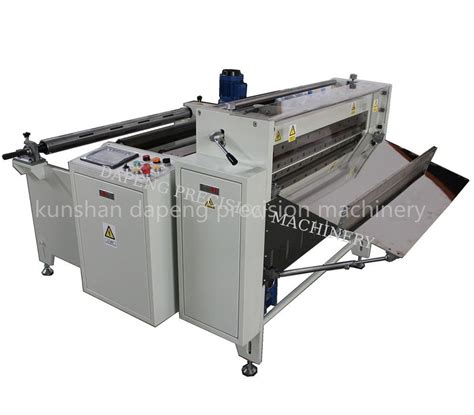 Paper Roll Machine - paper roll to sheet cutting machine