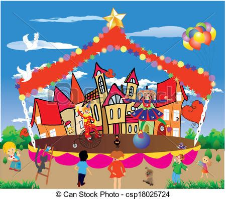 circus layout definition the circus has arrived cheerful composition of circus
